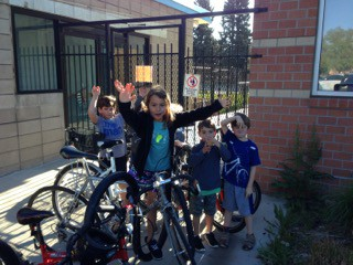 Fall Bike & Carpool to School Sept. 27