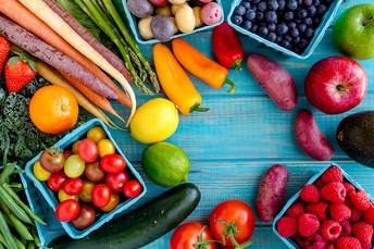 Eat more fruit and veggies