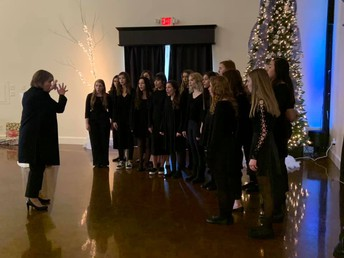 Guyer HS Choir Elite 21