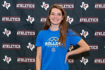 LTHS student-athlete signs soccer letter of intent
