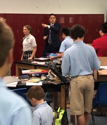 Mr. Nguyen's 7th Grade