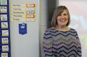 MUSTANG SPOTLIGHT - CHAPMAN ELEMENTARY KINDERGARTEN TEACHER MRS. HOLLY PIORKOWSKI