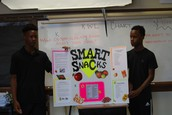 Scholars Teaching Nutrition Thanks to Youth-Led Fund Award