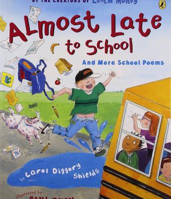 Primary- Alone by Carol Diggory Shields