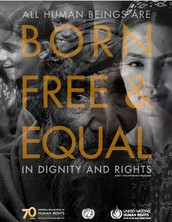 Celebrate Human Rights Day on December 10th and all year long!