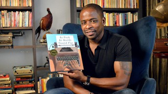 Dule Hill reads As Fast As Words Can Fly