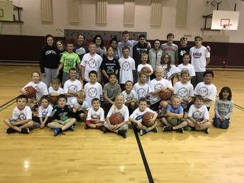 ASB Basketball Clinic