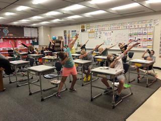 Mrs. Sullivan's Class