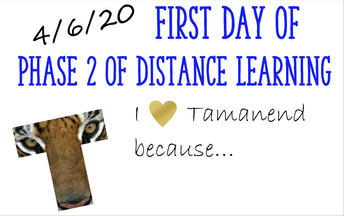 Show Your Love for Tamanend on Monday, April 6