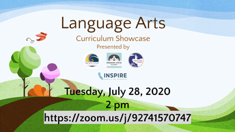 Language Arts Curriculum Showcase