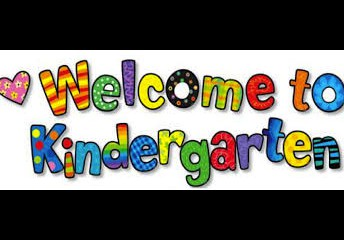 Welcome to Kindergarten Students