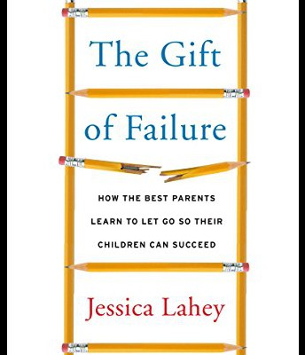Virtual Parent Book Study: The Gift of Failure