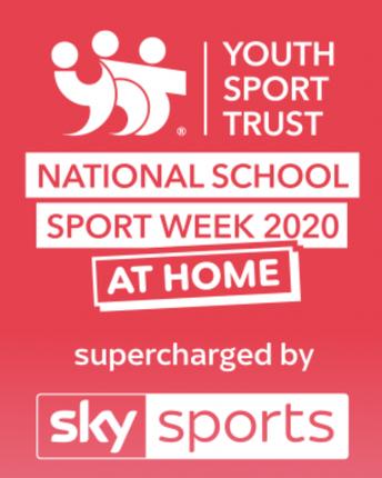National School Sport Week at Home