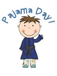 Pajama Day - December 21 and 22