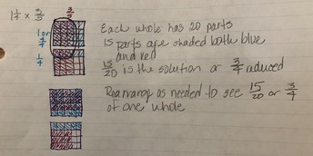 Fraction & Mixed # Multiplication