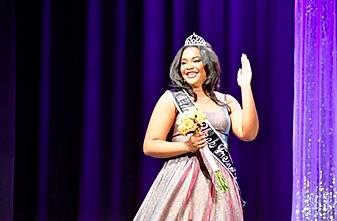 Kaitlyn McDonald: Miss Teen Black Fresno 2020