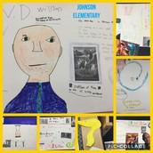N.D. Wilson Visits Third Grade
