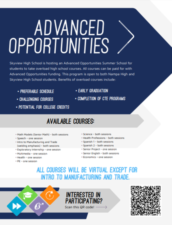 Nampa Advanced Opportunities