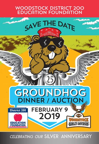 Ground Hog Dinner for Ed Foundation
