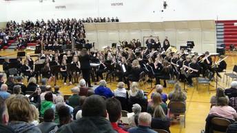 Seventh Grade Band