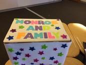 Monroe & Family Gift Box