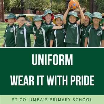 New uniform is compulsory in 2021