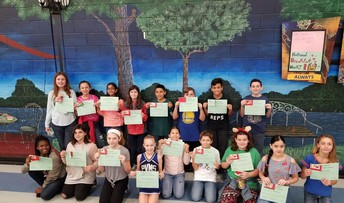 Year 1 Open-minded Students of the Month