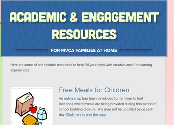 Academic and Engagement Resources
