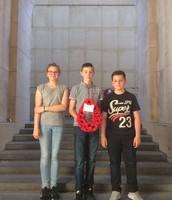 Year 8 - War Memorial