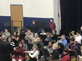 5th and 6th Grade Band!