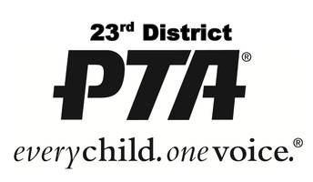 23rd District PTA - Contact Us Any Time!