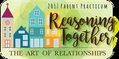 Welcome to Parent Practicum 2017!