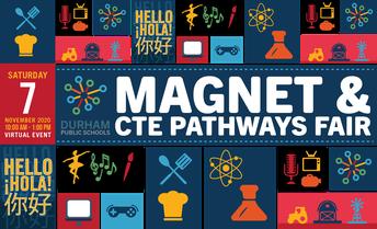 Nov. 7th - Magnet & CTE Pathways Fair