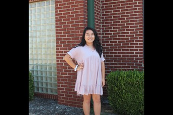 Junior Representatives: Bianey Moreno