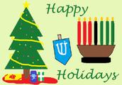 Holiday Literacy Ideas!