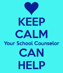We are your School Counselors and we are here to help