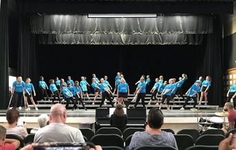 Show Choir Camp