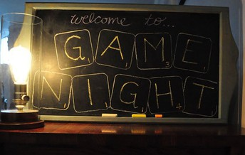 Spooky Game Night - October 25, 2019