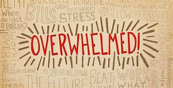 Overwhelmed Sermon Series