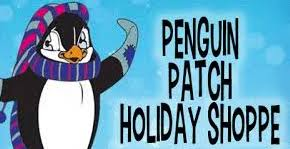 Penguin Patch Holiday Shop is Coming and we need your help.