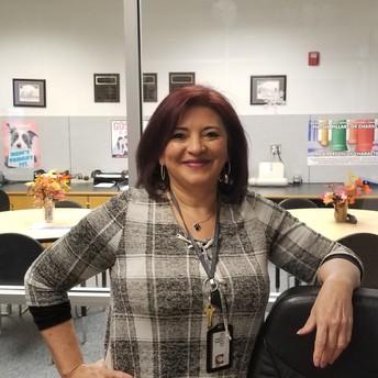 Meet a new face @ MPMS! Ms. Salas!
