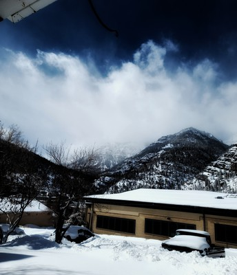 Winter in Ouray