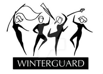 Gators of the Week:  Winterguard Wins Big at White Knoll High School