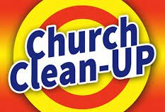 Semi-Annual Church Clean Up