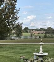 Enjoy the lake view