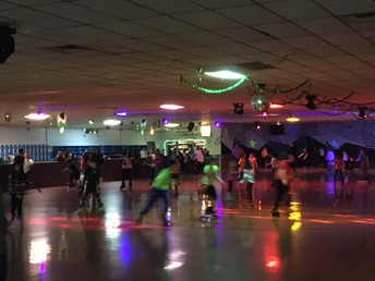 Last week's Roller Skating Party was a hit!