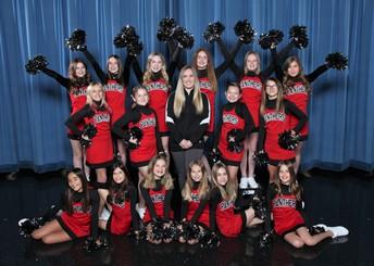 2020-21 Cheer Team