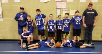 Jr. Basketball