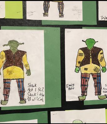 5th Grade Theater Design