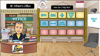Mr. DiPatri's Virtual Counseling Office/SEL Hub